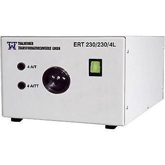 Thalheimer ERT 230//230/4L Isolation transfomer (fixed voltage) 1000 VA No. of outputs: 1 x 230 V AC