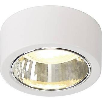 Ceiling light Energy-saving bulb GX53 11 W SLV CL 101 112281 White
