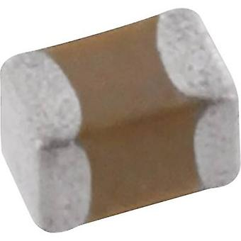 Kemet C0402C181J5GAC7867+ Ceramic capacitor SMD 0402 180 pF 50 V 5 % (L x W x H) 1 x 0.3 x 0.5 mm 1 pc(s) Tape cut, re-reeling option
