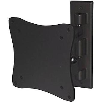 NewStar FPMA-W810BLACK 1x Monitor wall mount 25,4 cm (10) - 68,6 cm (27) Swivelling/tiltable