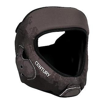 Siglo C-Gear lavable cabeza Sparring protector negro/gris