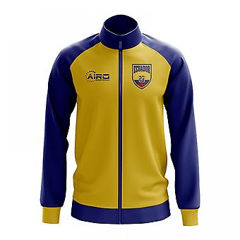 Ecuador Concept Football Track Jacket (Yellow) - Kids