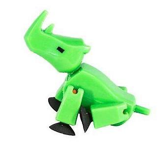 StikBot Safari, StikRhino, grün