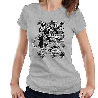 Disney Mickey Mouse Band Make Some Noise Women's T-Shirt