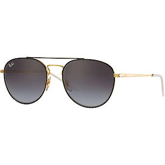 Ray - Ban Top 3589 Gold On Black