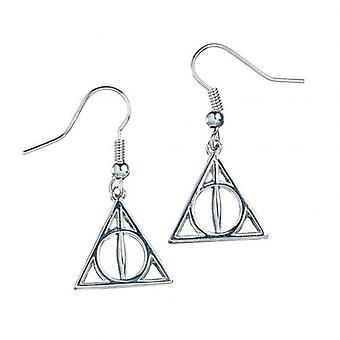 Harry Potter, które kolczyki posrebrzane Deathly Hallow