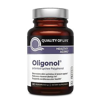 Quality of Life Oligonol 100 mg Vegicaps 30 Ct