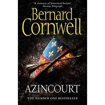 Azincourt von Bernard Cornwell - 9780007271221 Buch