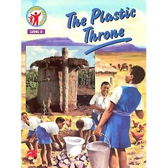 The Plastic Throne - Level 2 by Charlotte Mbali - 9780333666210 Book