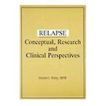 Rechute - recherche conceptuelle et Perspectives cliniques par Bruce Carrù