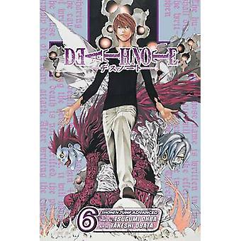 Death Note - 6 von Tsugumi Ohba - Takeshi Obata - 9781421506272 Buch