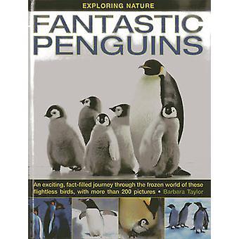 幻想的なペンギン - エキサイティングな - 実際に満ちた Journ 自然を探索