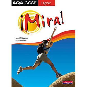 Mira AQA GCSE spanske høyere Student bok - høyere Student bok av Ann