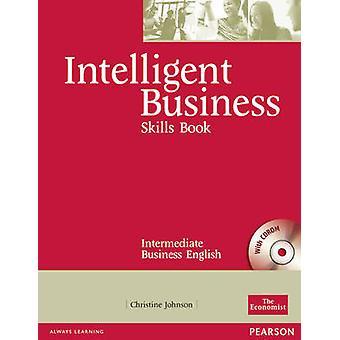 Intelligent Business Intermediate Skills Book and CD-ROM Pack by Chri