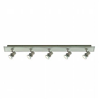 7845-5 Top Hat 5 Light Bar Spotlight
