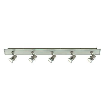Searchlight 7845-5 Top Hat 5 Light Bar Spotlight