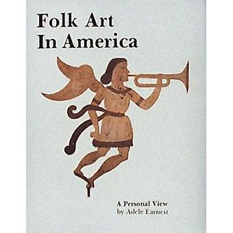 Arte popular em América por Adele Earnest - livro 9780887400209