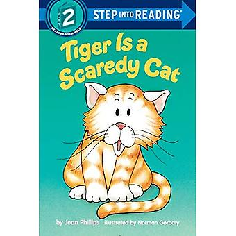 Tigre é um gato assustado (passo em leitura - nível 2 - Paperback)