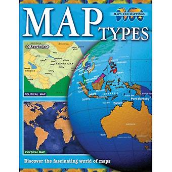 Map Types (All Over the Map)
