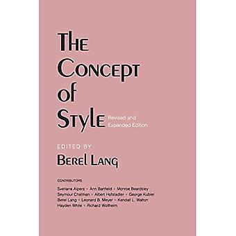 O conceito de estilo