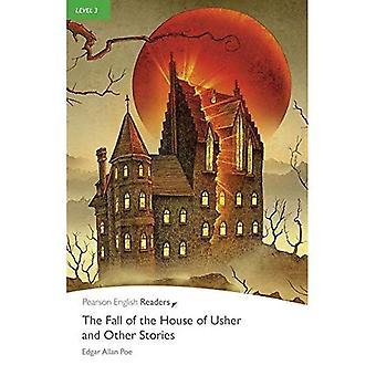 La chute de la maison Usher et autres histoires: niveau 3 (Penguin pingouin Longman lecteurs)