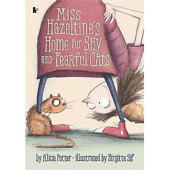 Maison de Mlle Hazeltine pour chats timides et craintives