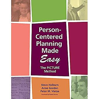 Person-centered Planning Using Picture: Planning for Inclusive Communities Together Using Reinforcement and Evaluation
