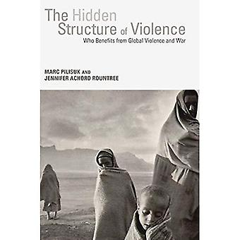Hidden Structure of Violence: Who Benefits from Global Violence and War