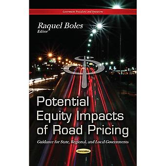 Potential Equity Impacts of Road Pricing (Government Procedures and Operations)