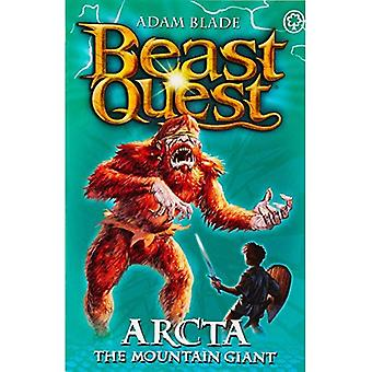 Arcta the Mountain Giant (Beast Quest)