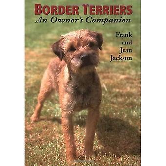 Border Terriers: Companheiro de um proprietário (um companheiro de proprietários)