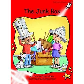 Junk Box: Level 1: Early (Red Rocket Readers: Fiction Set B)