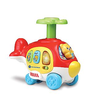 VTech Push & Spin helikopter