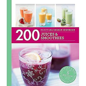 Hamlyn All Colour Cookery: 200 Juices & Smoothies: Hamlyn All Colour Cookbook - Hamlyn All Colour Cookery (Paperback)