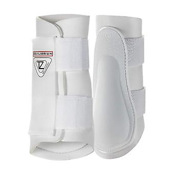 Equilibrium Tri-Zone Brushing Boots (Pack Of 2)