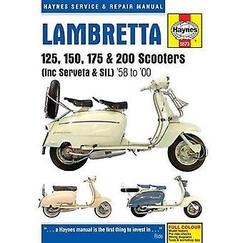 Lambretta Scooters (1958 - 2000)