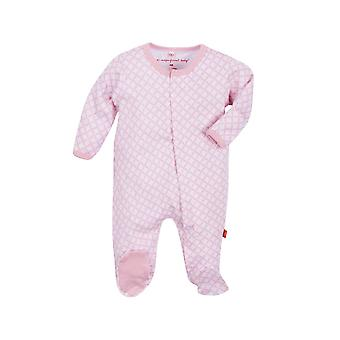 Magnificent Baby Magnetic Me™ Girl's Footie