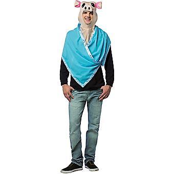Kat In deken Kit