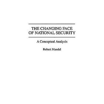 A mudança Face da segurança nacional, A análise conceitual por Mandel & Robert