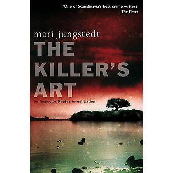 Arte do assassino - Anders Knutas série 4 por Mari Jungstedt - 97805521