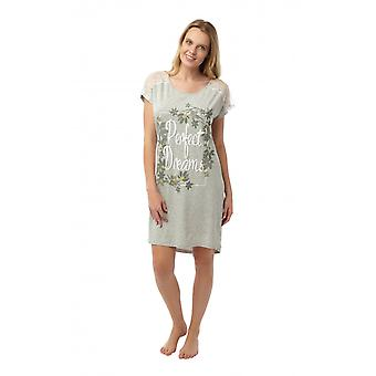 Camille Camille Ladies Floral Nightdress