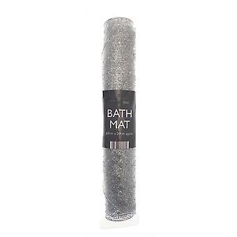 Country Club Glitter Bath Mat, 69 x 39cm