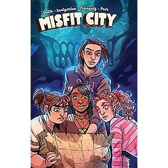 Ville de Misfit Vol. 2 par Misfit City Vol. 2-9781684151721 livre