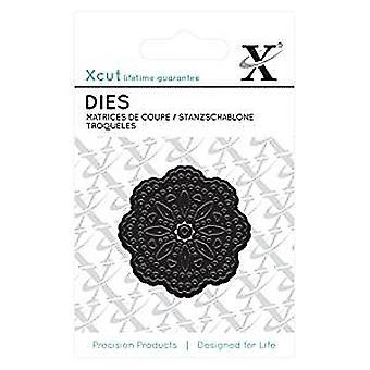 Xcut Mini Die - (1pcs) Doily (XCU 503618)