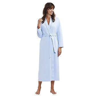 Rosch 1193137-10556 Frauen neue Romantik blauen Morgenmantel