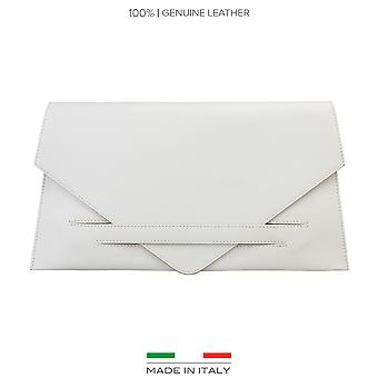 Made in Italia clutch bags COSTANZA women white