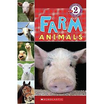 Farm Animals by Wade Cooper - 9780545099936 Book