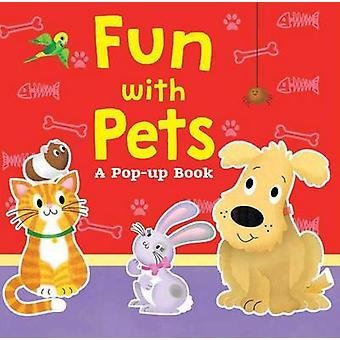Flap Pop-Ups - Pets by Helen Rowe - 9781499803006 Book