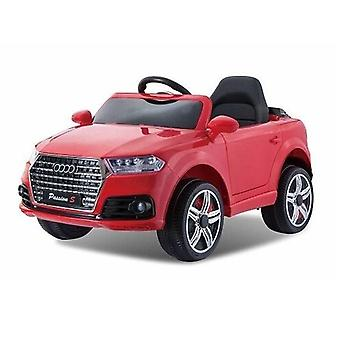 Audi Q7 Style Ride on Car 12v Red with Parental Remote Control