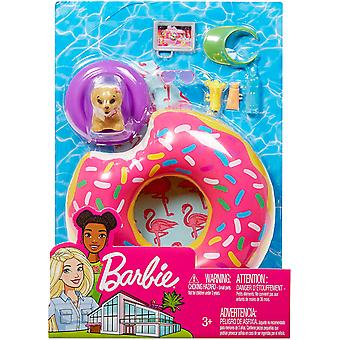Barbie Fxg38 Donut Floaty